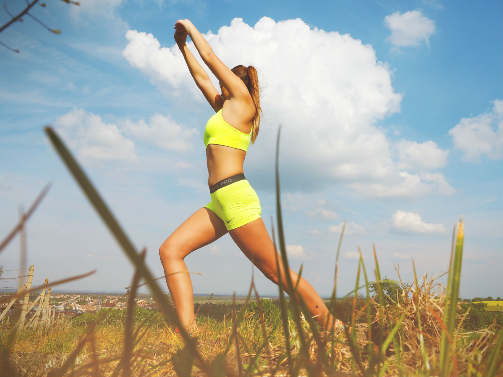 Get Fit! 6 Butt-Busting Moves