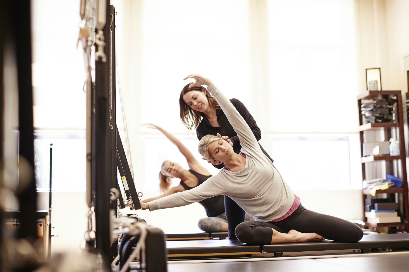 Your Guide to the Pilates Reformer