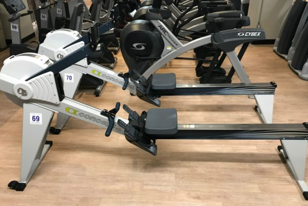 july fitness challenge rowing machine