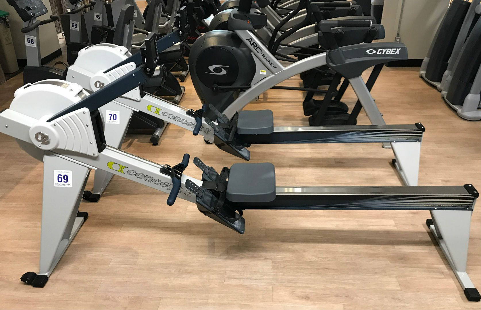 July Fitness Challenge: Row, Row, Row Your Way to Fitness