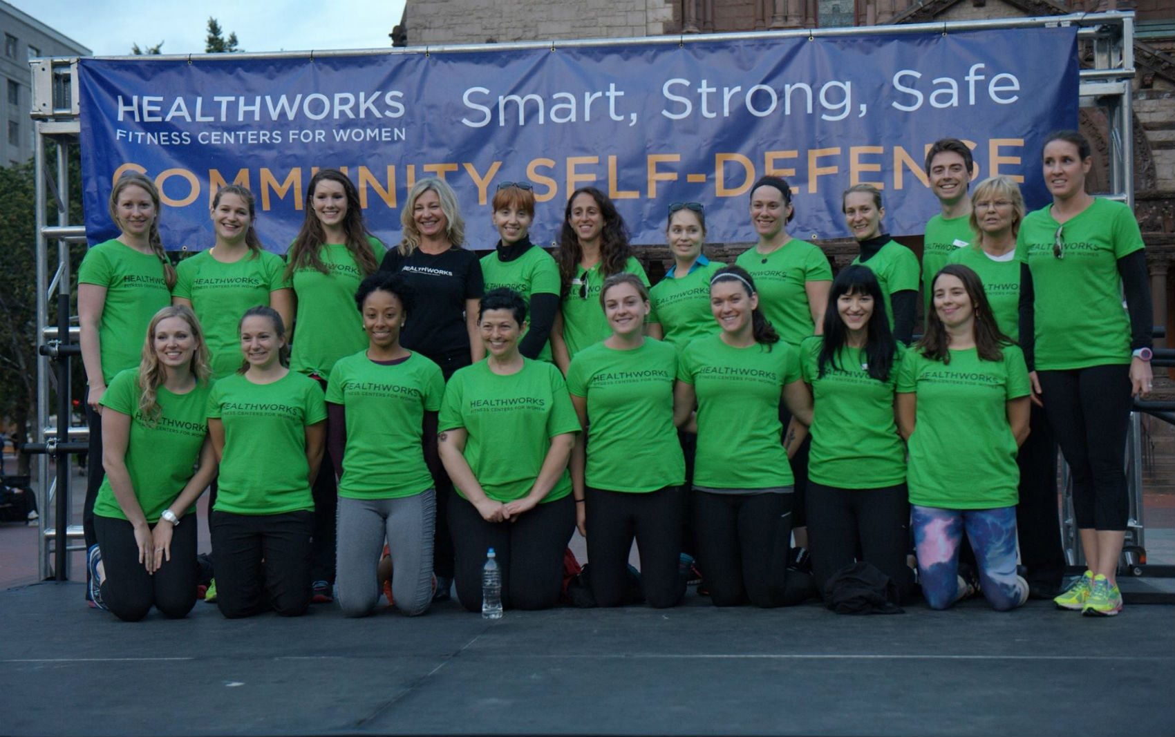 Operation IMPACT: Empowering Women Through Self-Defense (Snag Your Spot!!)