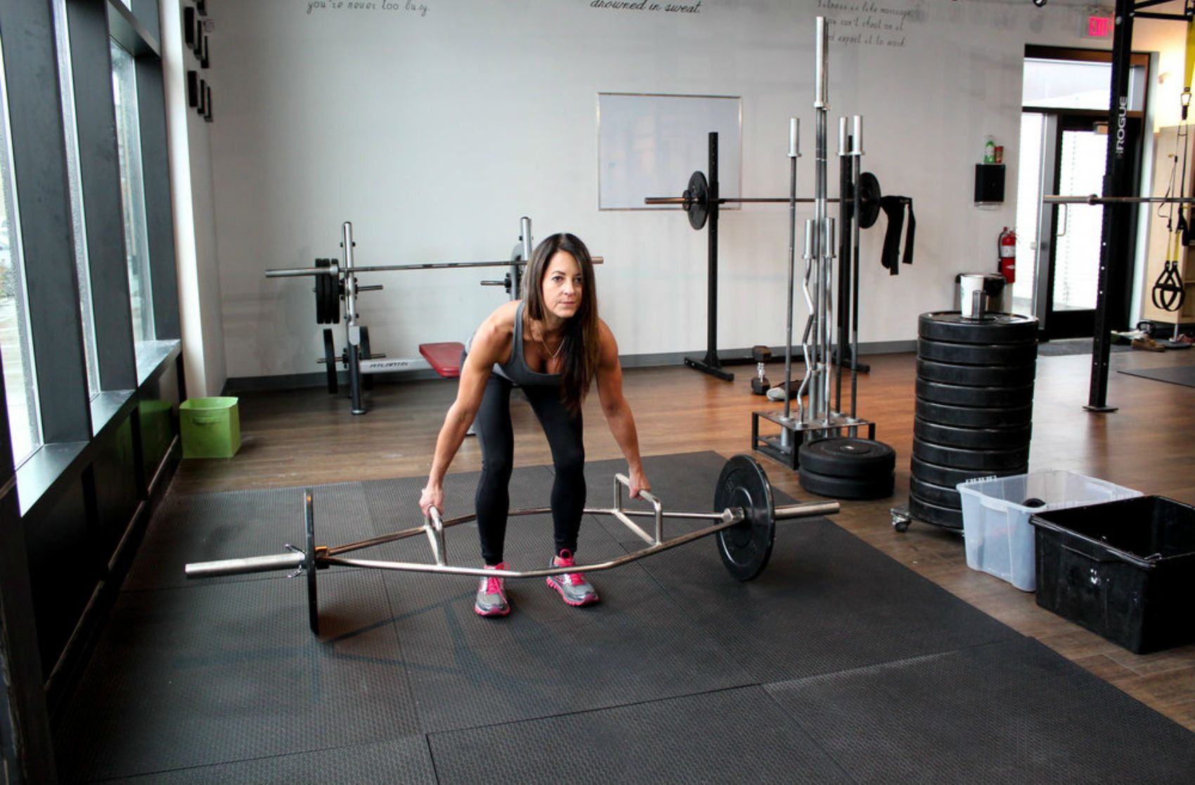 September Fitness Challenge: What's Your Maximum Trap Bar Deadlift?
