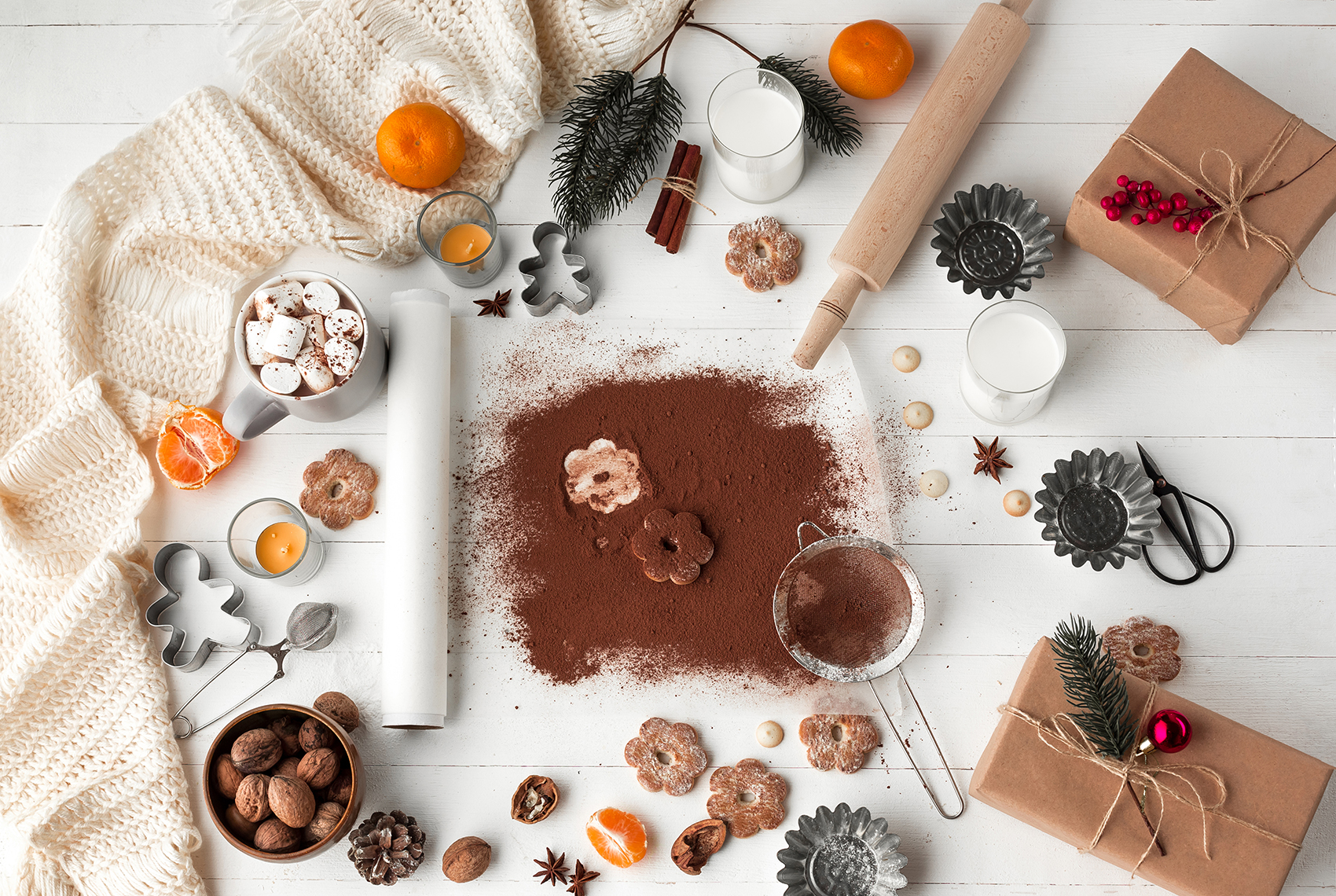 3 Healthy Holiday Treats to Bring Into The Office