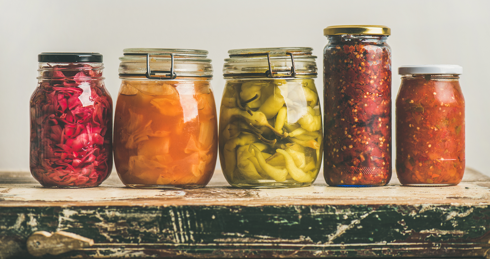 What's in Season for February: Fermented Foods and Probiotics