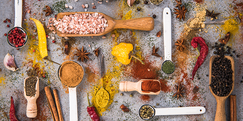 antioxidants spices