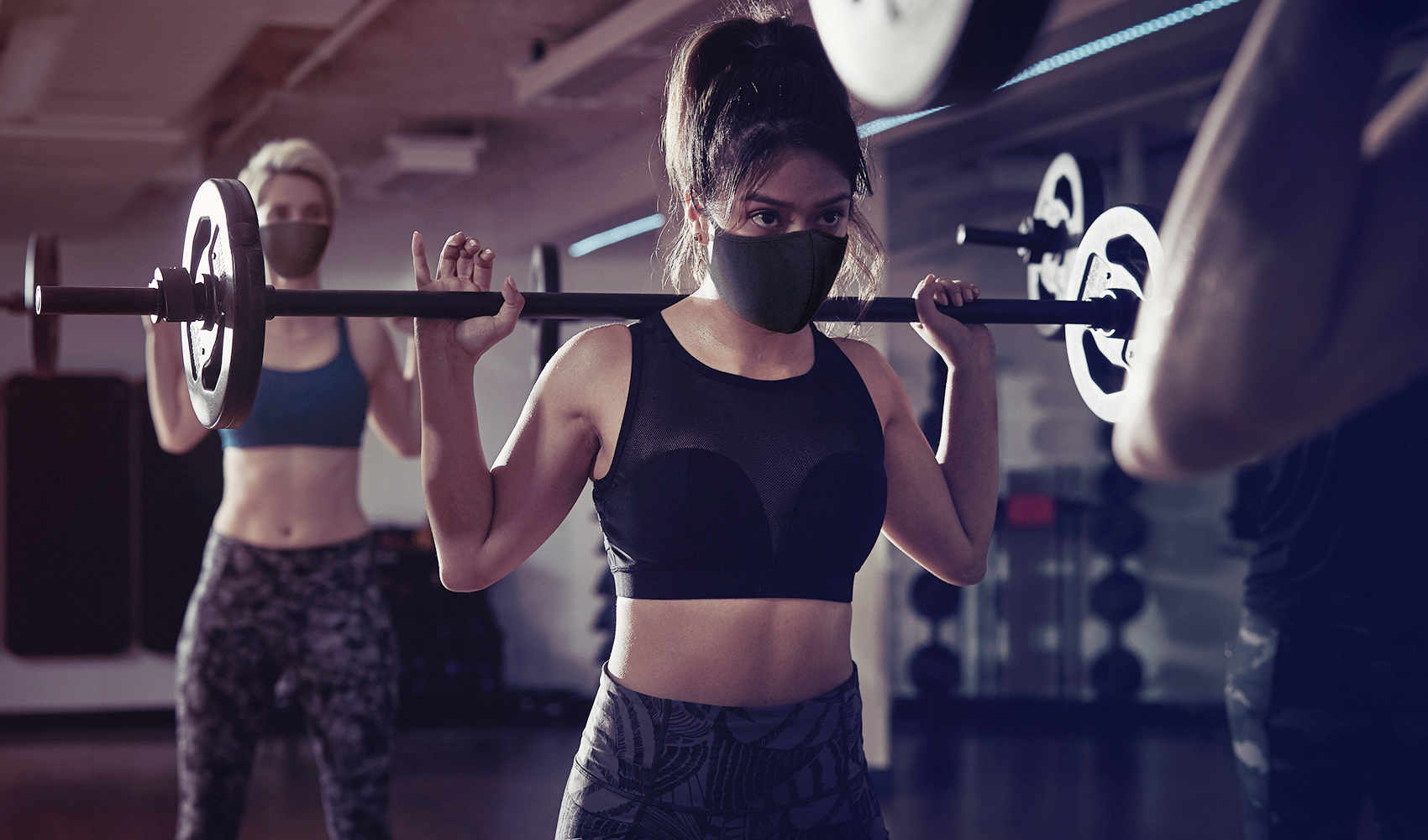 Beginning 8/27, Masks are required at Healthworks Back Bay, Chestnut Hill, and Coolidge Corner. Members are encouraged to wear masks at Healthworks Cambridge.